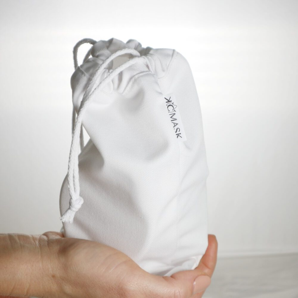 virus mask bag