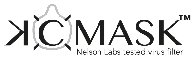 KC Virus Mask – Nelson Labs tested virus filter