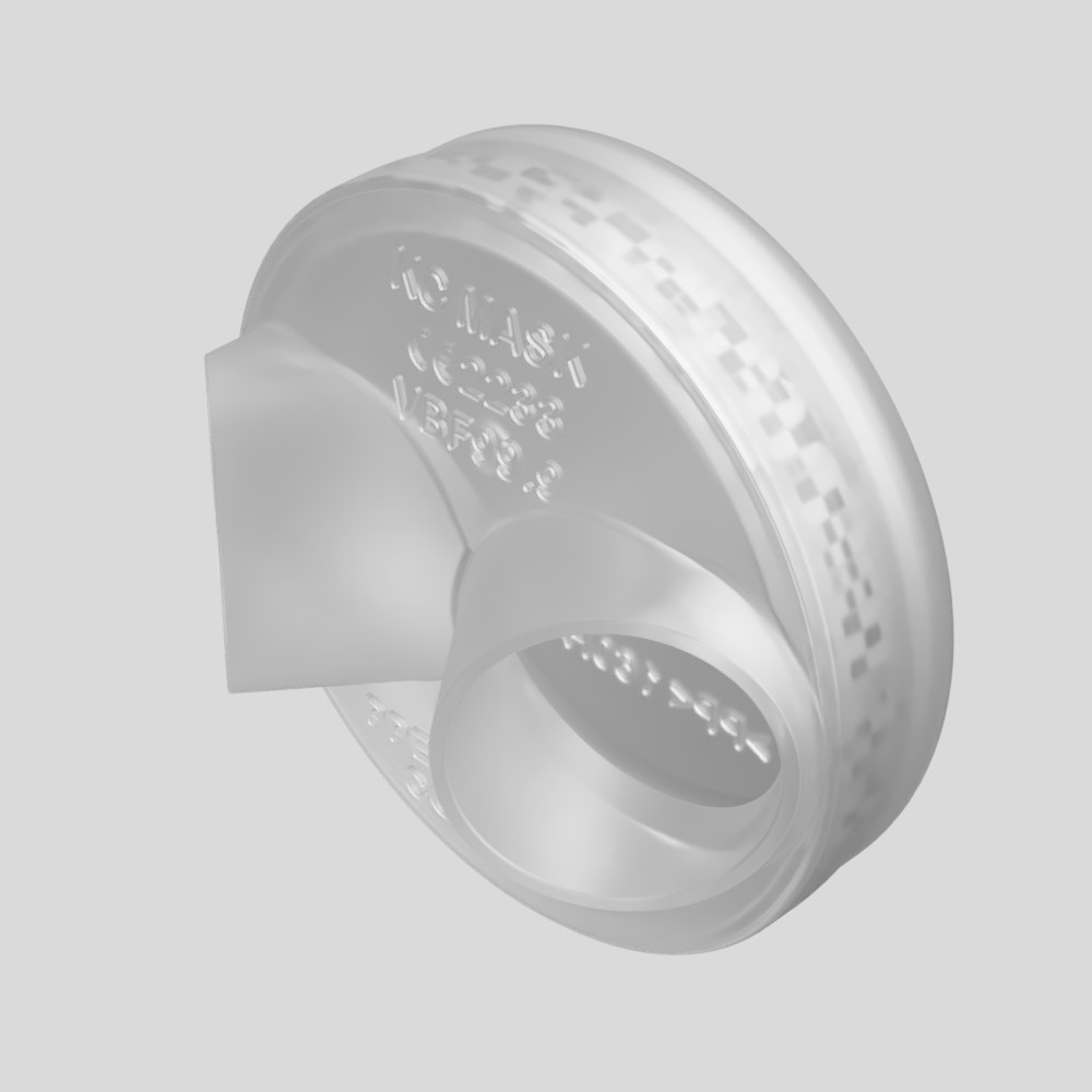 virus mask adapter
